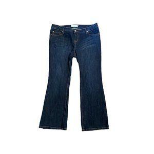 Torrid Dark Wash Relaxed Bootcut Jeans